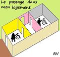 paasage logement dessin 03